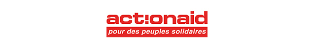 Logo d'ActionAid France - Peuples Solidaires
